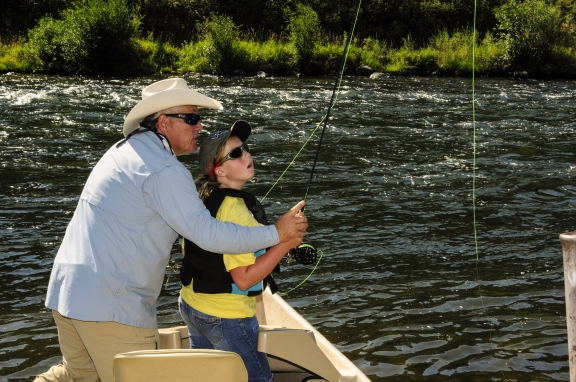 Idaho Fishing Sticker Fly Fishing 208 Area Code by Area Code Art
