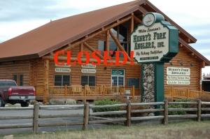 Idaho Locked Down