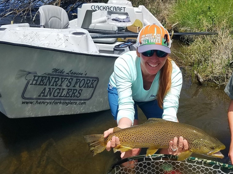Fishing Reports | Henry's Fork Anglers