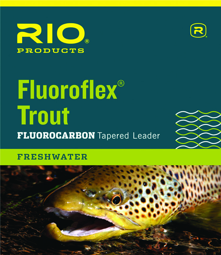 Fluoroflex Trout Leader