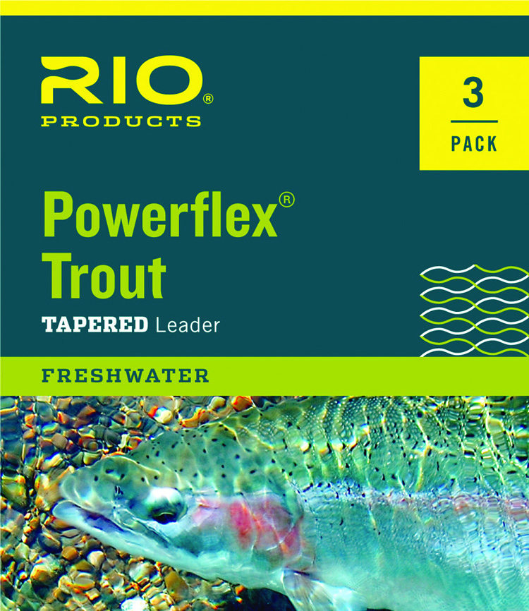 Powerflex Trout Leader 3 Pack