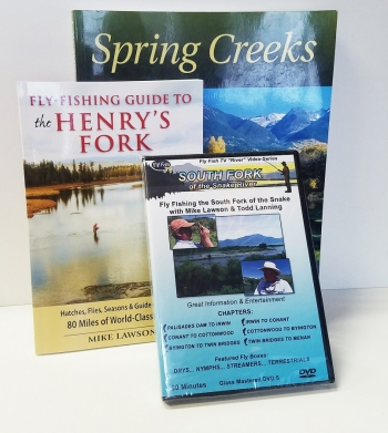 Spring Creeks and Guide to Fly-Fishing the Henry's Fork Book Bundle