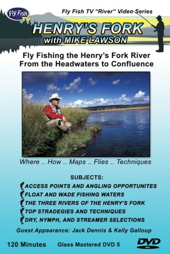 Fly Fishing the Henry's Fork DVD